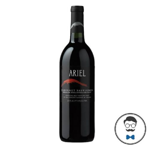 Ariel Cabernet Sauvignon Alcohol Free Red Wine (<0.5% ABV)